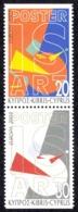 Cyprus Sc# 1003a-1004a MNH V Pair 2003 Europa - Ongebruikt