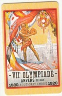 USA - Antwerp 1920 Olympics, US Promotion Prepaid Card, Tirage 2000, Exp.date 31/08/97, Sample - Jeux Olympiques