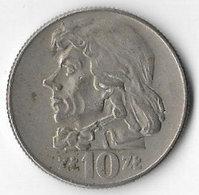 Poland 1960 10 Zloty [C213/1D] - Polen