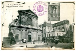 75002 PARIS - Église Notre-Dame Des Victoires - Place Des Petits-Pères - Arrondissement: 02