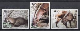 Laos 1997 Mi 1561 – 1563 MNH - Laos