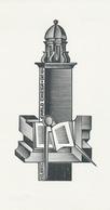 Ex Libris Carlo Chiesa - Anatoli Kalashnikov - Exlibris