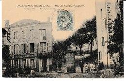 Haute Loire  MONISTROL Rue Du Général Chabron - Monistrol Sur Loire