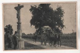+3550, Feldpost, Feldpostkutsche - Guerra 1914-18
