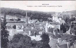 29 - Finistere - PONT AVEN  -  Vue Generale Sur L Eglise - Pont Aven