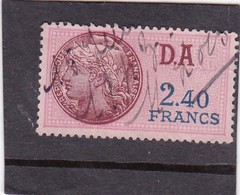 T.F.S.U N°203 II - Revenue Stamps