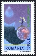Romania Sc# 4448 MNH 2001 Europa - 1948-.... Républiques