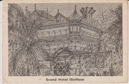 HAÏTI THE GRAND HOTEL OLOFFSON IN PORT AU PRINCE... - Haïti