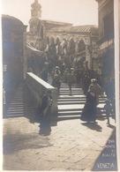 """VENEZIA..."""" Sul Ponte Di Rialto """" Cartolina Fotografica Firmata Sciutto...no.883 - N.P.G. - Venezia (Venice)"""