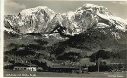 40216046 Schoenau Koenigssee Schoenau Koenigssee  X 1937 Schoenau - Ohne Zuordnung