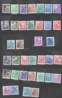 DDR , Fünfjahrplan I + II Kpl Postfrisch ( 400 .- ) - Unused Stamps