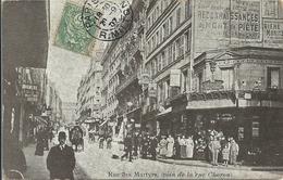 2020 - SEINE - 75 - PARIS - 9ème Arrond. -  Rue Des Martyrs - Coin De La Rue Choron - Arrondissement: 09