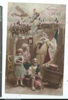 Pere Noel  Patriotique - Non Classés