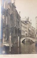 """VENEZIA..."""" Rio Della Fava """" Cartolina Fotografica -  N.P.G. - Venezia (Venice)"""