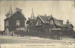 4967 CPA Villers Sur Mer - Chalet Decaen - Villers Sur Mer