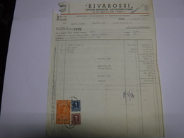 COMO  --- RIVAROSSI  --  MATERIALE  FERROVIARIO --TRENINI - Italia