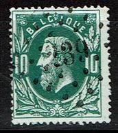 30  Obl  LP  239  Mariembourg  + 6 - 1869-1883 Léopold II