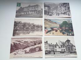 Beau Lot De 60 Cartes Postales De France   Mooi Lot Van 60 Postkaarten Van Frankrijk  - 58 Scans - Cartes Postales