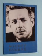 MICKEY ROURKE ( Star N° 142 - Edit. F. NUGERON ) Anno 19?? ( See/zie/voir Photo ) ! - Artistes