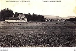 21 . Cote D ' Or :  Vougeot : Une Vue . - Frankreich