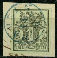"Nr. 2 ""schönes Briefstück - Hanover"