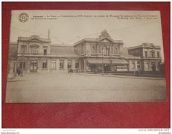 LEUVEN  -  LOUVAIN  -  Het  Station  -  La Gare  -  1929  - - Leuven