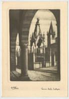 DANDALO  BELLINI    VERONA   ARCHE   SCALIGERE             (NUOVA) - Illustratori & Fotografie