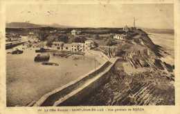 La  Cote Basque St JEAN De LUZ  Vue Generale De SOCOA RV - Saint Jean De Luz