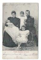 Famille Imperiale De Russie - Personnages