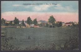 CPA -  Belgique,  FRASNES LEZ COUVIN, Bas Du Village, 1928 - Couvin