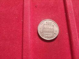 MONACO 100 FRANCS 1956 - Monaco