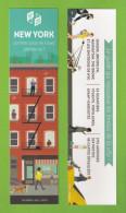 Marque Page.    NEW YORK.   Editions Les Arènes.   Bookmark. - Bladwijzers