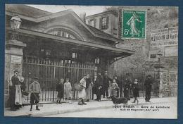 TOUT PARIS XXe -  Gare De Ceinture - Rue De Bagnolet - Distretto: 20