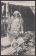 CPA - MARTINIQUE Un Vieil Indien Centenaire Disciple De Job - Martinique