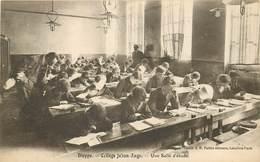 DIEPPE -  Collège Jehan-Ango, Salle D'étude. - Dieppe