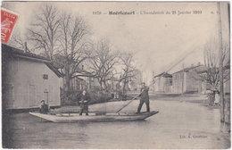 52. HOERICOURT. L'Inondation Du 21 Janvier 1910. 1078 - Autres Communes