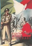 Cartolina - Postcard /   Viaggiata - Sent /  9° Centro Addestramento Rexclute - Bari - Militaria