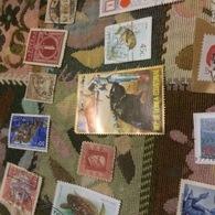 GUINEA IL TORERO - Francobolli