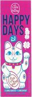 M-P MARQUE-PAGE SIGNET BOOKMARK HAPPY DAYS LIVRE DE POCHE CHATON - Marque-Pages