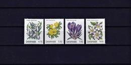 Dänemark 2006 - Michel 1423-1426 MNH - Pflanzen Und Botanik