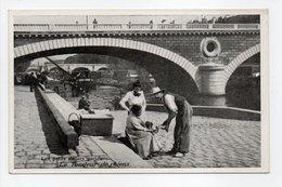 - CPA PARIS (75) - Les Petits Métiers Parisiens - Le Tondeur De Chiens - Publicité CHOCOLAT TAYLOR - - Artigianato Di Parigi