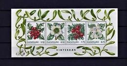 Dänemark 2008 - Michel Block 34 MNH - Pflanzen Und Botanik