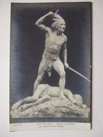 Indianer, Salon De 1906, Frankreich  - Indianer