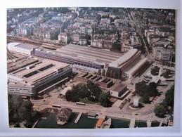 SUISSE - LUCERNE - La Gare - LU Luzern