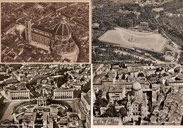 (C).Firenze.Lotto 14 Cartoline Differenti Con Vista Dall'aereo (c20) - Firenze