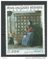 """FR YT 4286 """" J. J. Henner """" 2008 Neuf** - Ungebraucht"""