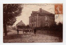 - CPA SAINT-GERVAIS-D'AUVERGNE (63) - Villa Des Lauriers 1929 - La Rue Du Patronage - Photo-Edition Michel N° 48 - - Saint Gervais D'Auvergne