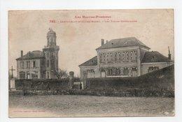 - CPA CASTELNAU-RIVIÈRE-BASSE (65) - Les Ecoles Communales 1920 - Photo LABOUCHE 782 - - Castelnau Riviere Basse