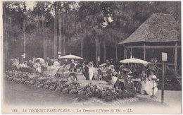 62. LE TOUQUET-PARIS-PLAGE. Les Terrasses à L'Heure Du Thé. 184 - Le Touquet