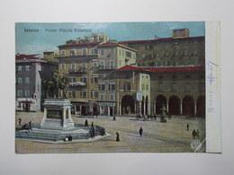 Carte Postale - ITALIE - Livorno - Piazza Vittorio Emanuele (3896) - Livorno